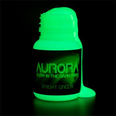 Aurora Glow In The Dark Paint