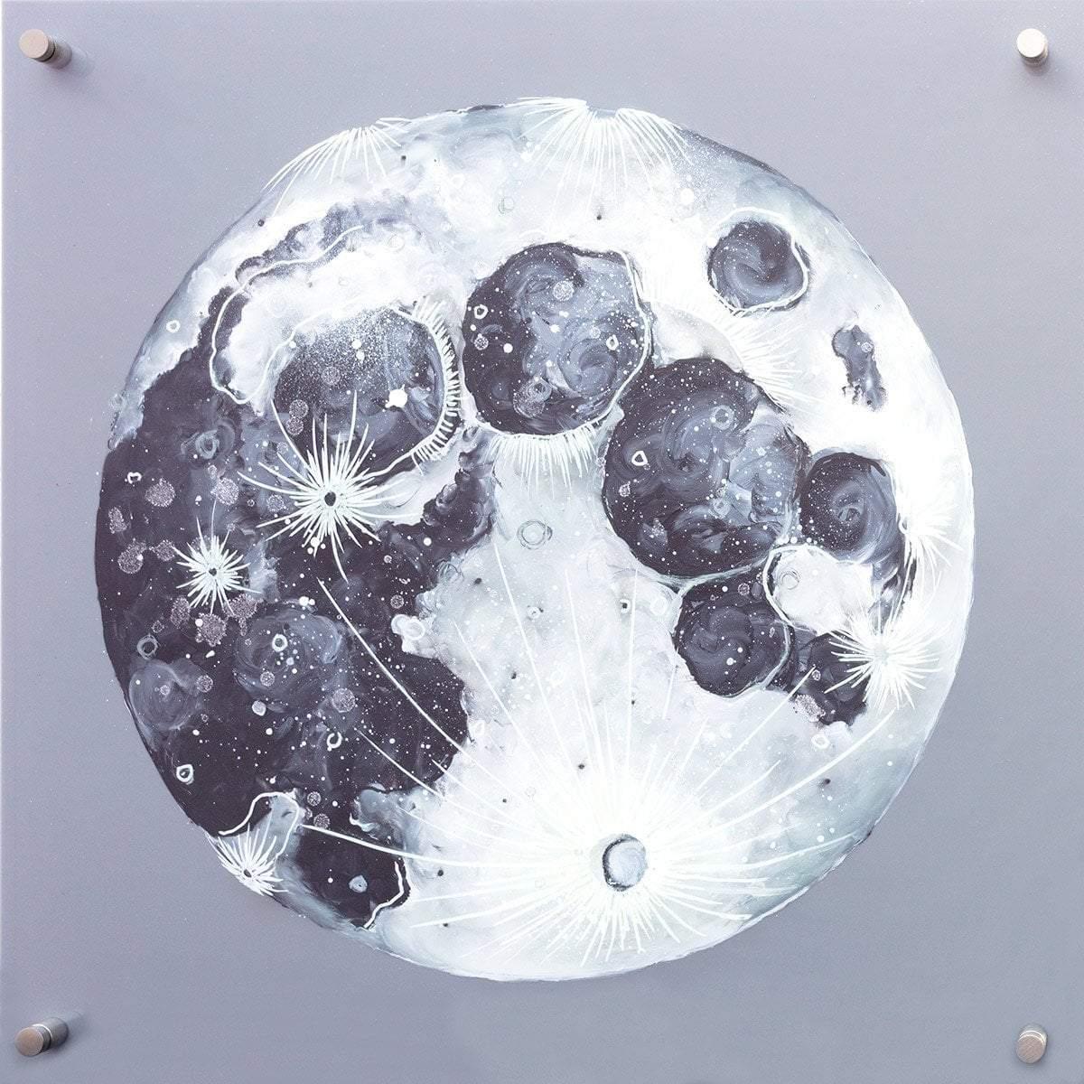 A Full Moon - Becky Smith