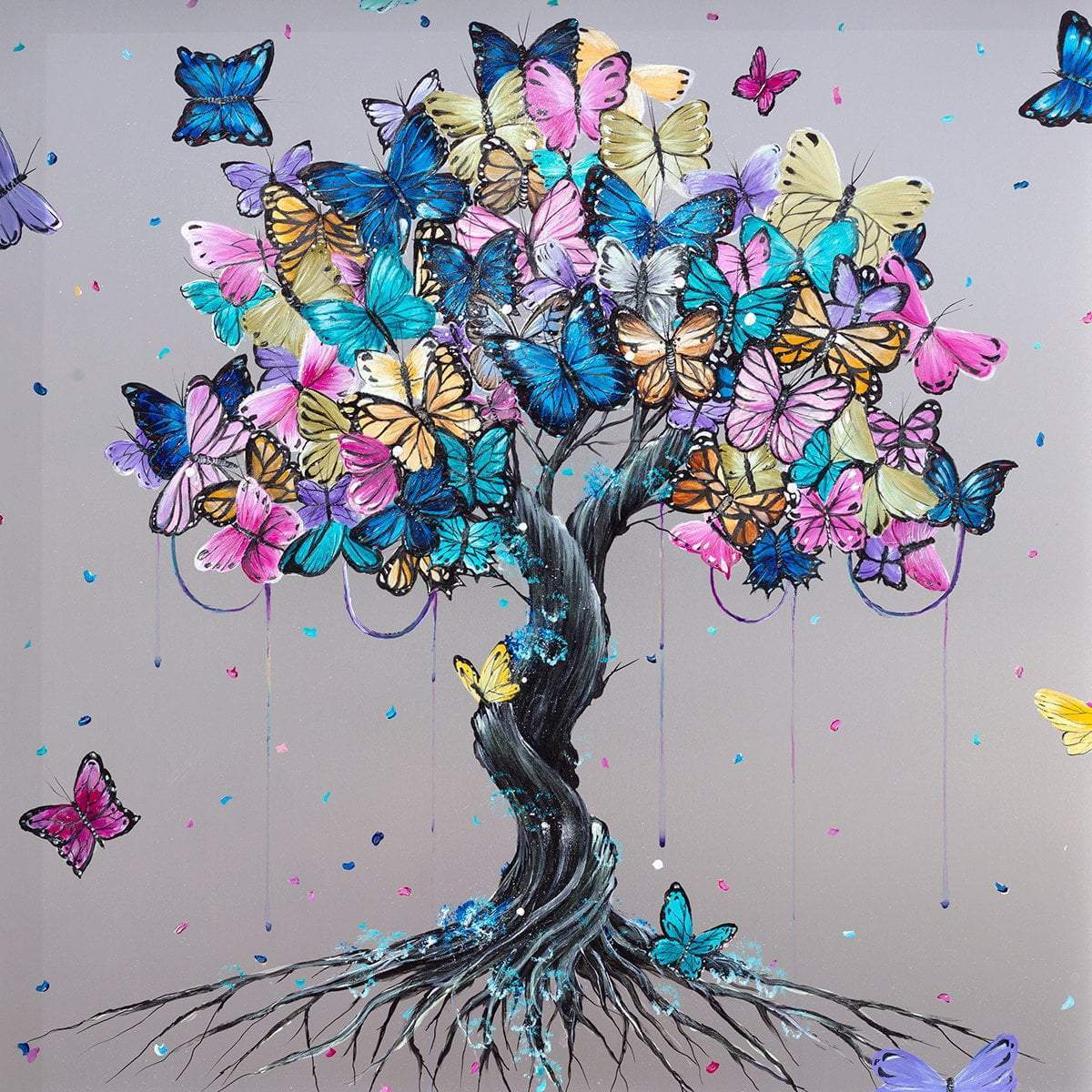 Butterfly Effect - Becky Smith